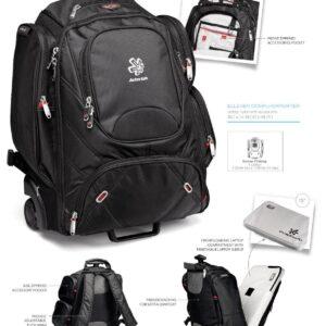 buy Elleven Tech Trolley Backpack