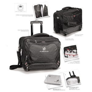 buy Elleven Checkpoint-Friendly Tech Trolley Bag