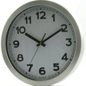 buy Metal 30cm Wall Clock
