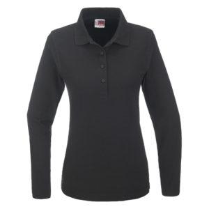 buy Ladies Long Sleeve Boston Golf Shirt