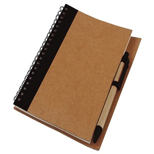 buy Recycle Notebook & Pen