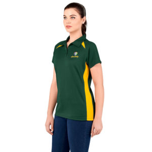 buy Biz Collection Ladies Splice Golf Shirt
