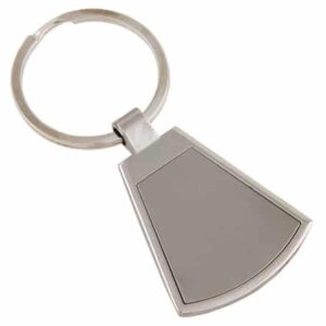 buy Budget Triangle Keyring