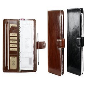 buy Adpel Italian Leather A5 Organiser