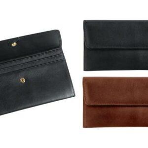 buy Adpel Ladies Italian Leather Basic Purse