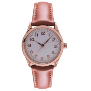 buy Classic Leatherette Ladies Watch