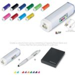 Capacity Power Bank Gift Set