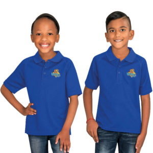 buy Biz Collection Kids Sprint Golf Shirt