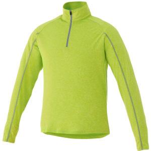 buy Elevate Mens Taza ¼ Zip Sweater