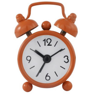 buy Mini Twin Bell Alarm Clock