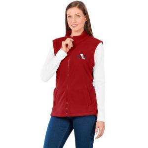 buy US Basic Ladies Yukon Micro Fleece Bodywarmer