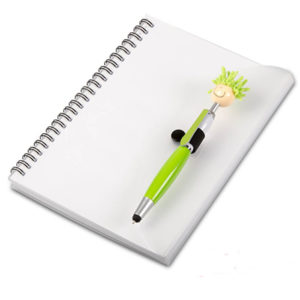 buy Moptopper A5 Notebook & Pen