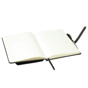 buy A5 Notebook with Outer Pouch