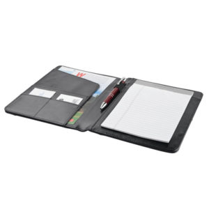 buy A5 Bonded Leather Folio