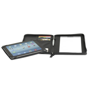 buy Soft Touch A5 Zippered Tablet Holder