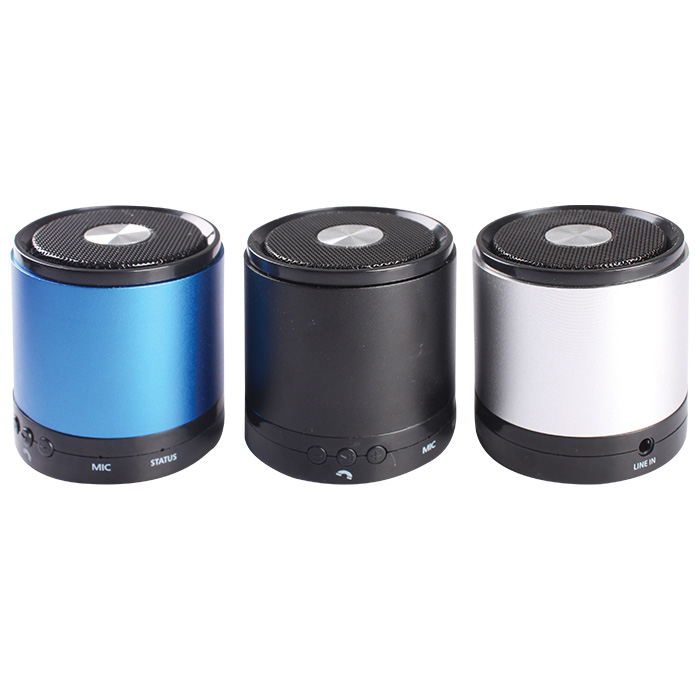 buy Aluminium Body Bluetooth Speaker