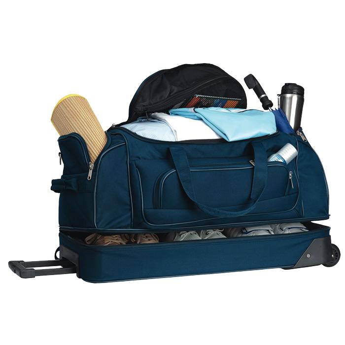 buy Double Decker Trolley Bag