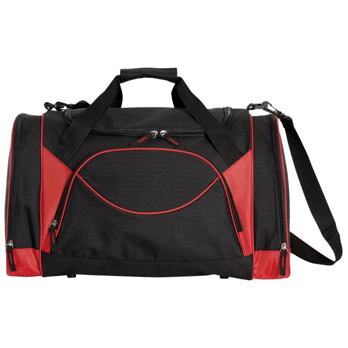 buy Curved Front Pocket Sports Bag