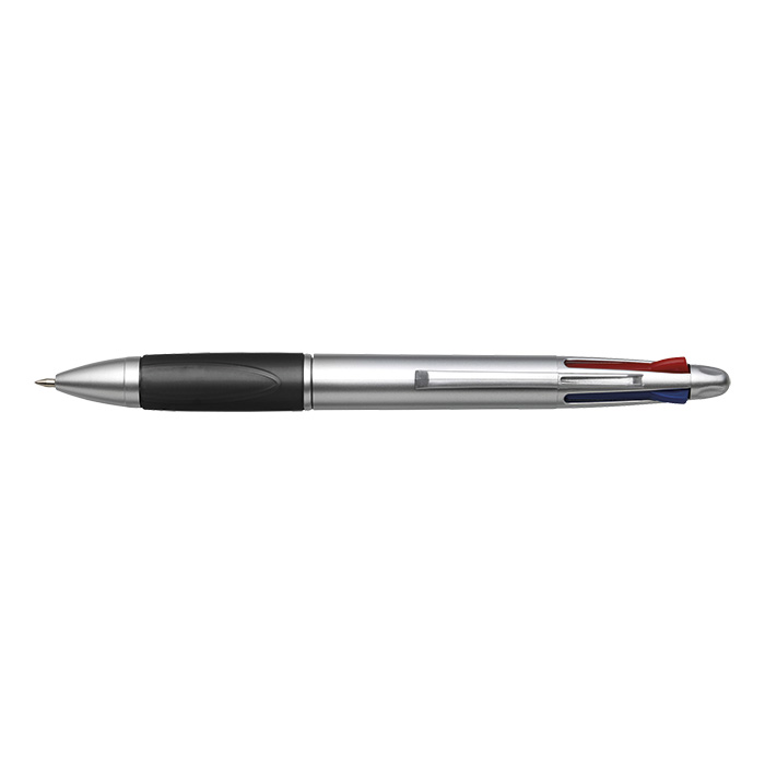 buy 4 Colour Ballpoint Pen with Rubber Grip