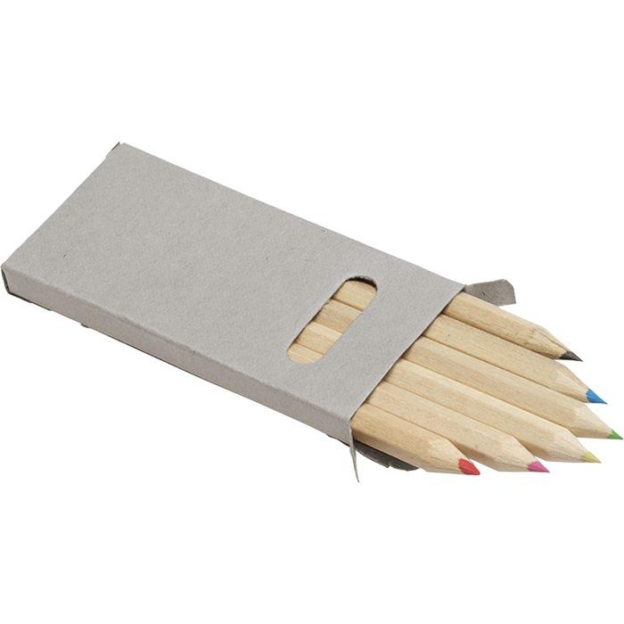 buy Coloured Pencils - Set of 6
