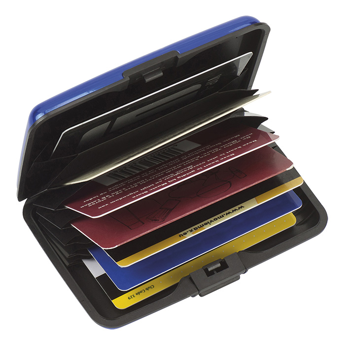 buy Aluminium Credit Card and Business Card Case
