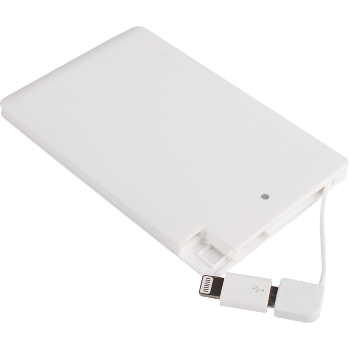 Buy Card Style Powerbank - 2200 mAh