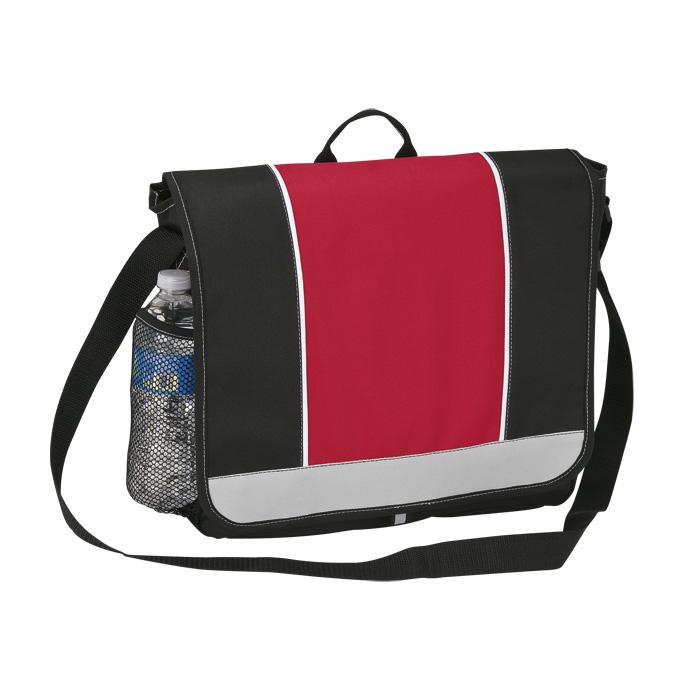 buy Top Flap Messenger Bag - 600D Poly