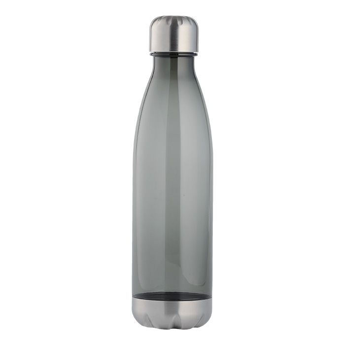 buy 1 Litre Tritan Water Bottle with Stainless Steel Bottom and Cap