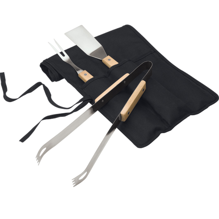 buy 3 Piece Braai Set in Carry Case