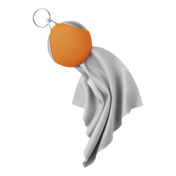buy Keychain with Recycled Fibre Cloth