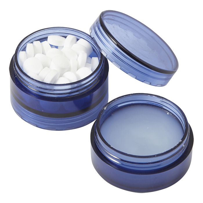 buy 2 in 1 Mints and Lip Balm Jar