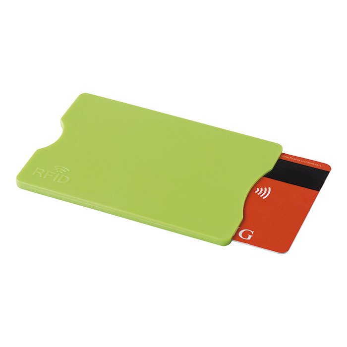 buy Plastic Card Holder with RFID Protection