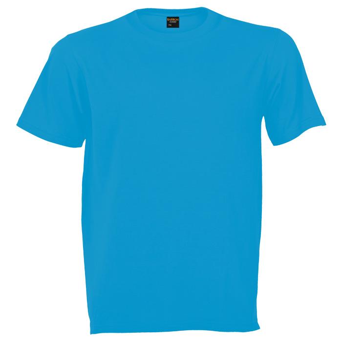 buy 170g Barron Combed Cotton Crew Neck T-Shirt