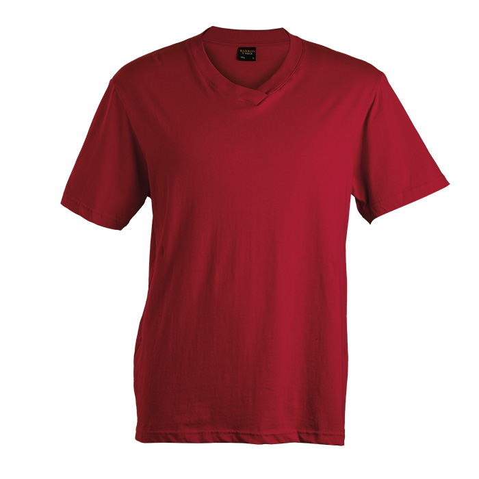 buy 180g Barron V-Neck T-Shirt