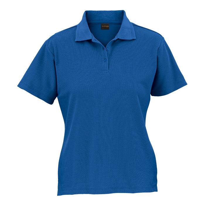 buy Ladies 175g Barron Pique Knit Golfer