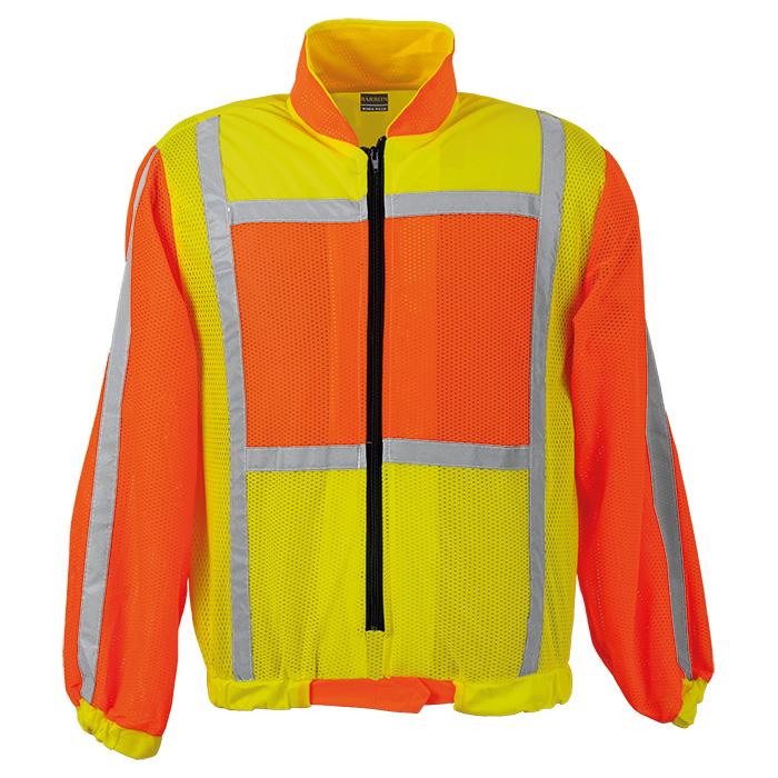 buy Contract Long Sleeve Reflective Vest