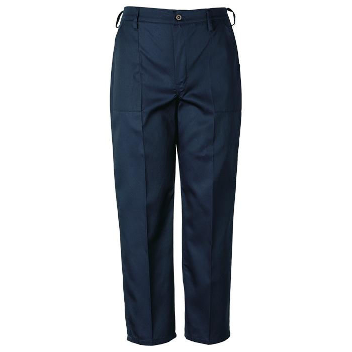 buy Barron Budget Poly Cotton Conti Trouser