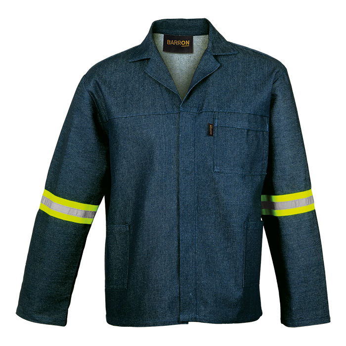 buy Barron Budget 100% Cotton Conti Suit with Reflective Tape