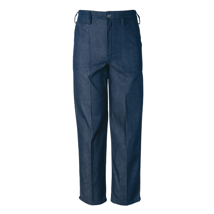 buy Barron Budget 100% Cotton Conti Trouser