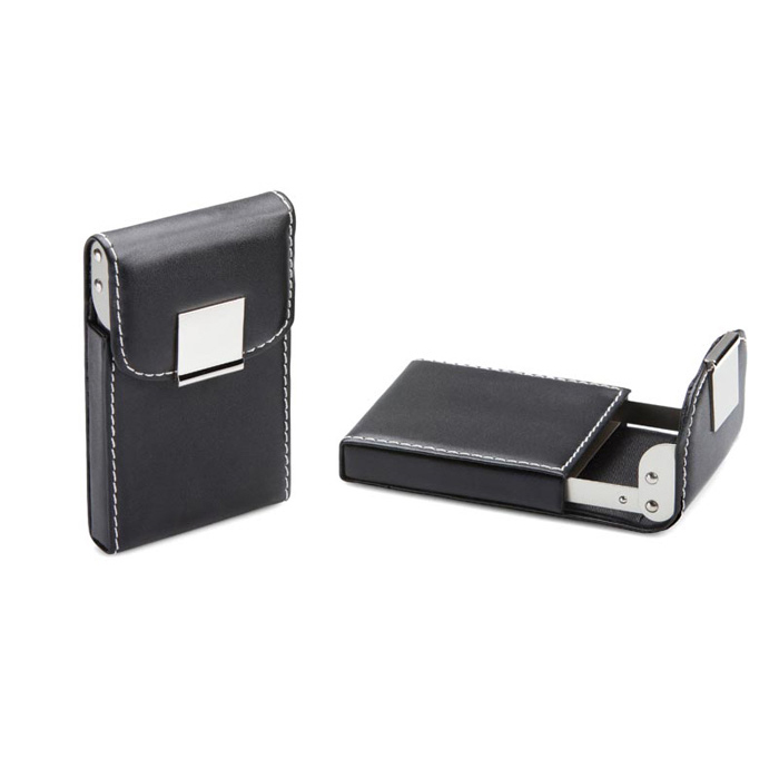 buy Executive PU Business Card Holder
