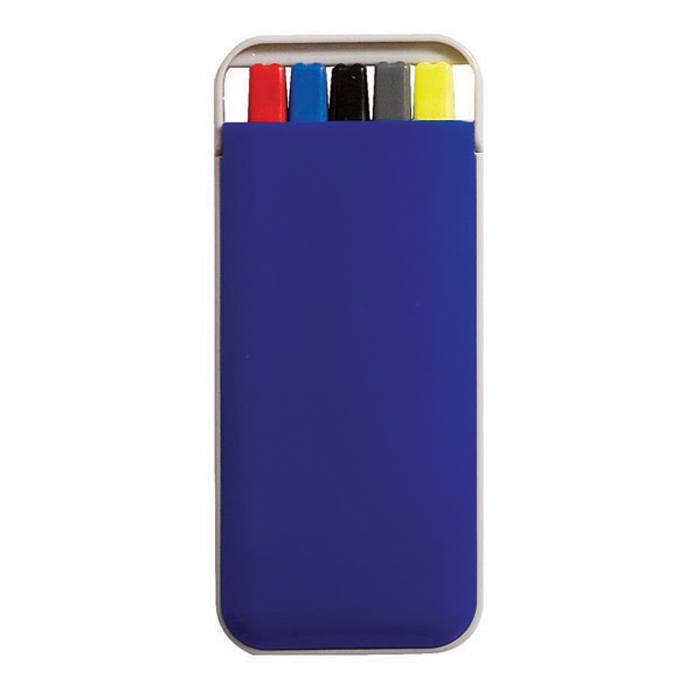 buy Big 5 Pen, Pencil & Highlighter Set