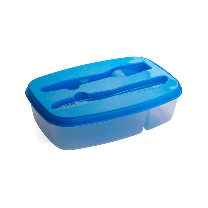 buy 2 Section Food Container