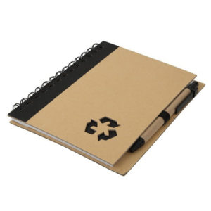 buy Thick Recycle Notebook & Pen