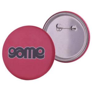 buy Button Badge - Pin Clip