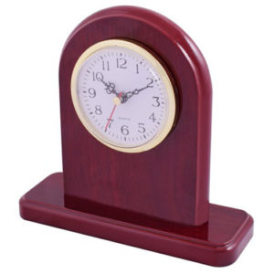 buy Rosewood Desk Clock