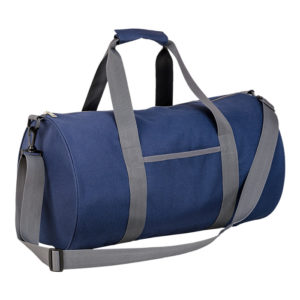 buy Barrel Shaped Sports Bag