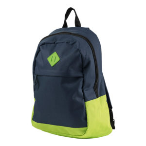 buy 600D Backpack with Zippered Front Pocket