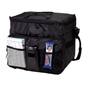 buy 18 Can Cooler with 2 Front Mesh Pockets