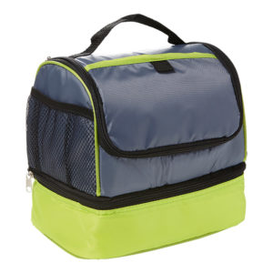 buy Two Tone Double Decker Lunch Cooler