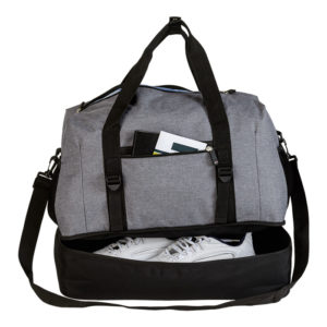 buy Melange Double Decker Duffel Bag